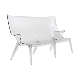 KARTELL sofa UNCLE JACK