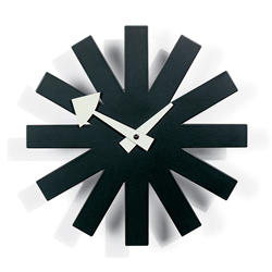 VITRA wall clock ASTERISK CLOCK