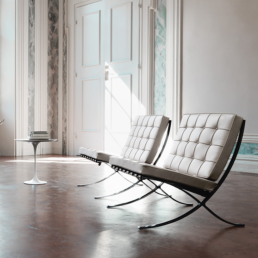 Prezzo Poltrona Barcelona Originale.Knoll Poltrona Barcelona Myareadesign It