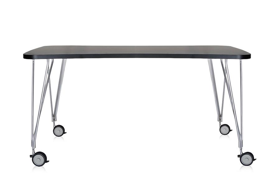 Kartell tavolo con ruote max myareadesign.it
