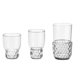 KARTELL set da 4 bicchieri JELLIES FAMILY