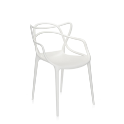 KARTELL set of 4 chairs MASTERS