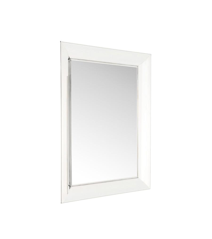 Kartell specchio fran ois ghost piccolo francois ghost cristallo policarbonato trasparente - Kartell specchio ghost ...
