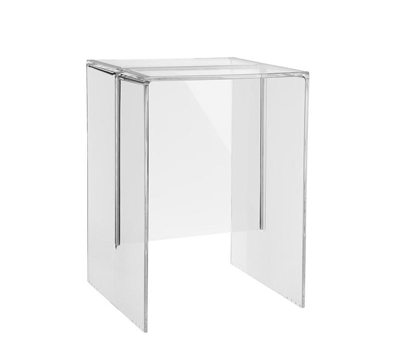 KARTELL by Laufen tavolino sgabello MAX-BEAM (Cristallo - PMMA ...