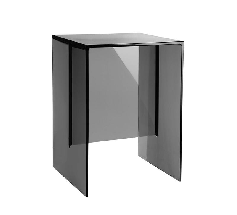 Kartell by laufen tavolino sgabello max beam fum pmma for Tavolino sgabello