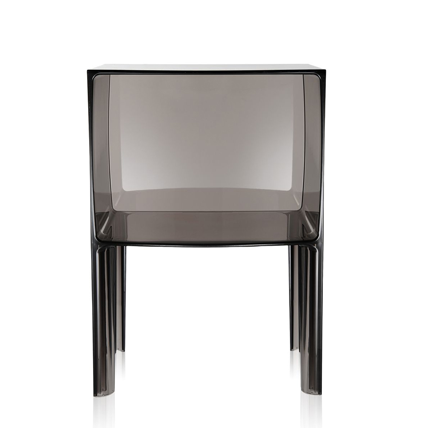 kartell table de chevet small ghost buster design de philippe starck ebay. Black Bedroom Furniture Sets. Home Design Ideas