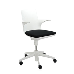 KARTELL office chair SPOON CHAIR