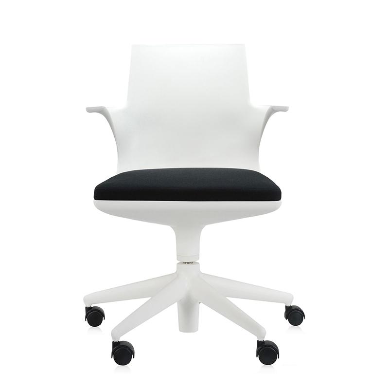 Kartell sedia da ufficio spoon chair for Sedia ufficio kartell