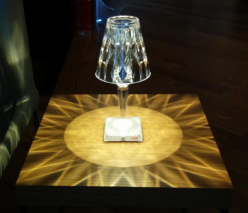 Kartell lampada da tavolo battery for Lampada kartell prezzo