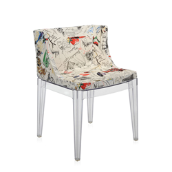"KARTELL small armchair MADEMOISELLE ""à la mode"""