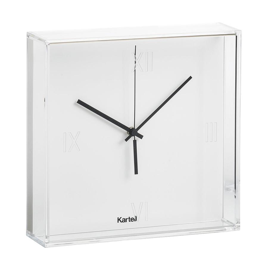 Kartell Wall Clock Tic Tac Myareadesign It