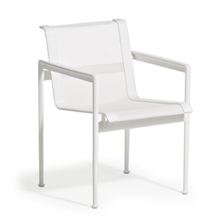 KNOLL sedia con braccioli 1966 Dining Chair Collection Richard Schultz