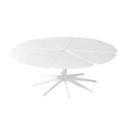 KNOLL table basse PETAL Collection Richard Schultz