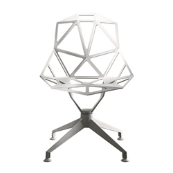 MAGIS sedia girevole CHAIR_ONE 4STAR