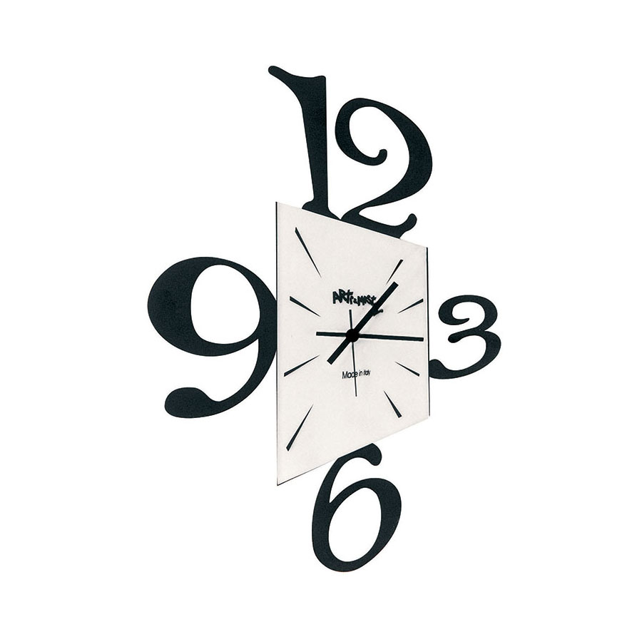 Arti e mestieri orologio da parete prospettiva for Foto orologio da parete