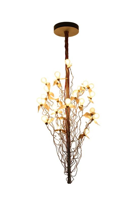 ingo maurer lampada a sospensione birds birds birds. Black Bedroom Furniture Sets. Home Design Ideas