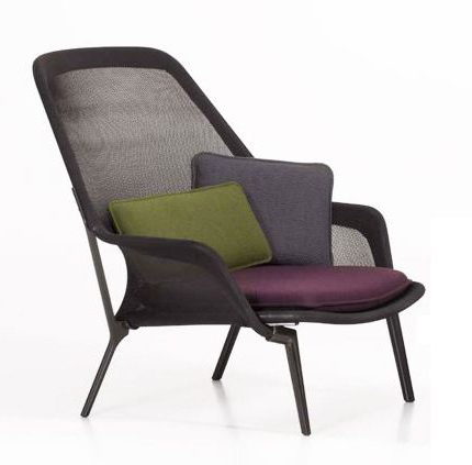 Vitra fauteuil slow chair for Fauteuil vitra prix