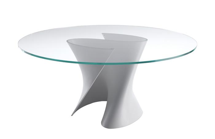 mdf italia table ronde s table 140 cm. Black Bedroom Furniture Sets. Home Design Ideas