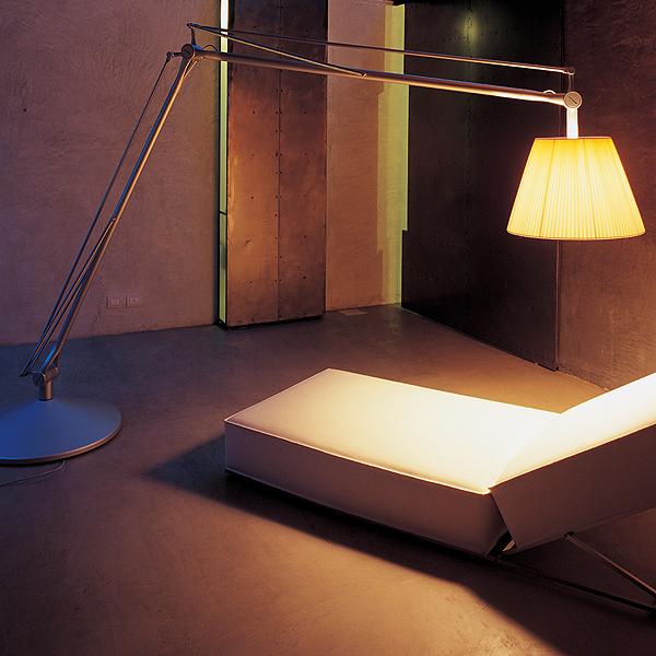 Flos lampada da terra superarchimoon for Flos lampada terra