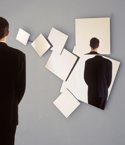 BD BARCELONA DESIGN specchio da parete MIRALLMAR - MyAreaDesign.it