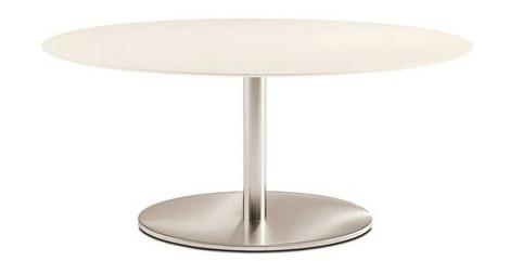 Pedrali tavolo inox ellittico 4901 l 160 cm acciaio - Tavolo ellittico ...