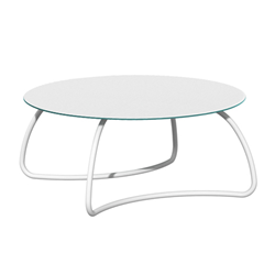NARDI table d'exterieur LOTO DINNER Ø 170 cm GARDEN COLLECTION