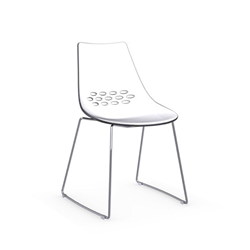 CONNUBIA CALLIGARIS set of 2 chairs JAM CB/1030