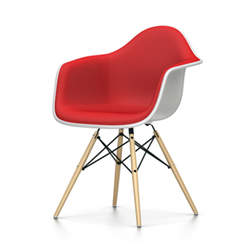 VITRA Eames Plastic Armchair full padding DAW NEW DIMENSIONS