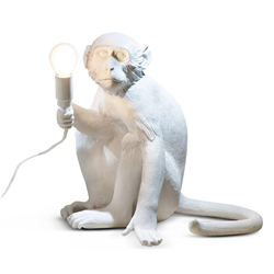 SELETTI table LED lamp MONKEY LAMP