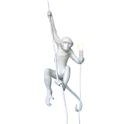 SELETTI suspension LED lamp MONKEY LAMP
