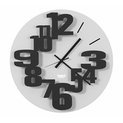 ARTI E MESTIERI wall clock BIG PERSEO