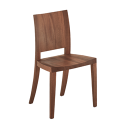 RIVA 1920 chair PIMPINELLA WOOD (Cherry wood - solid wood ...