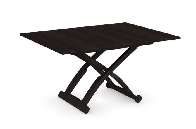 CONNUBIA CALLIGARIS tavolo allungabile MASCOTTE CB/490 (Wengé - Legno)