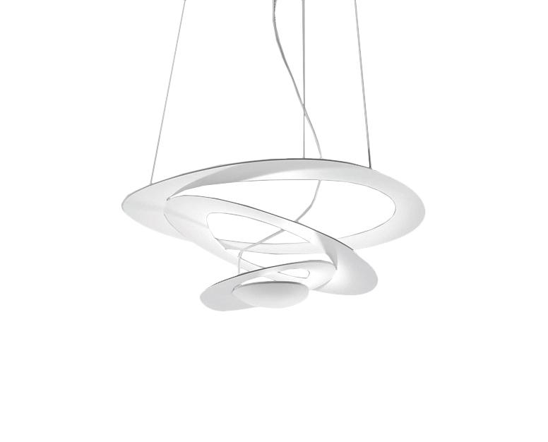 Lampade A Sospensione Led : Artemide lampada a sospensione pirce micro led bianco 3000k