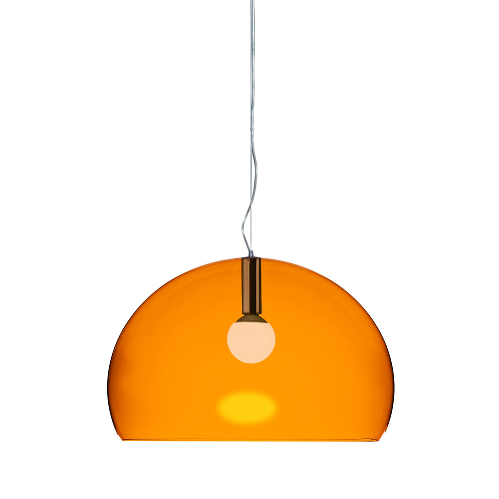 KARTELL lampe à suspension BIG FLY fly (Orange PMMA