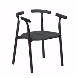 ALIAS chair with arms TWIG 4 10C