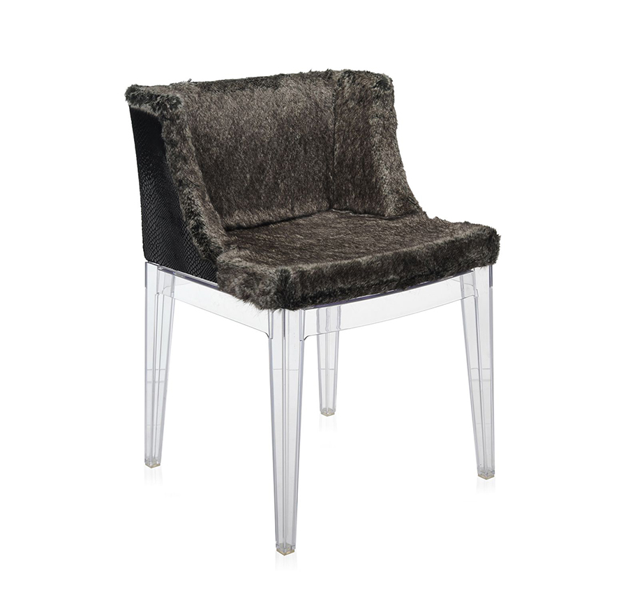 kartell fauteuil mademoiselle kravitz design de philippe starck ebay. Black Bedroom Furniture Sets. Home Design Ideas
