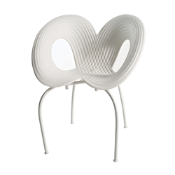MOROSO set da 2 sedie RIPPLE CHAIR