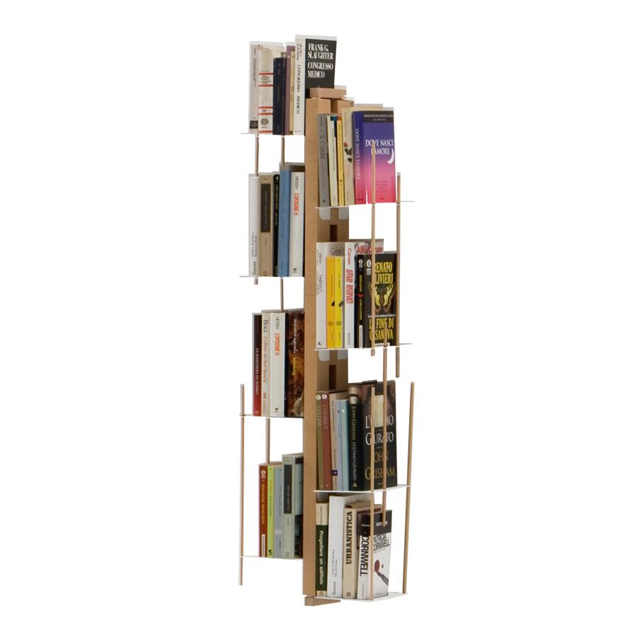 Le zie di milano libreria sospesa da parete zia veronica - Libreria a parete sospesa ...