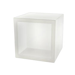 SLIDE lighting modular element OPEN CUBE