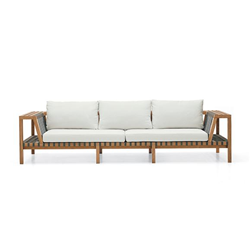 RODA 3 seater sofa NETWORK 130