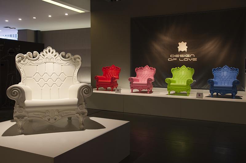 Poltrona Little Queen Of Love.Slide Armchair Little Queen Of Love Myareadesign It