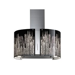 FALMEC wall hood MIRABILIA MANHATTAN LED 67 cm