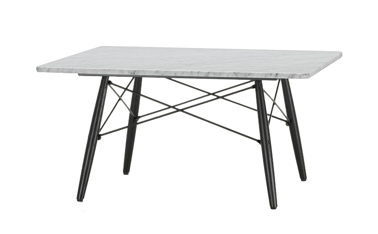 vitra table basse carr eames coffee table