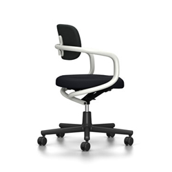 VITRA office chair ALLSTAR with white arms