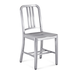 EMECO NAVY CHAIR without arms