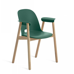 EMECO ALFI ARMCHAIR HIGH BACK