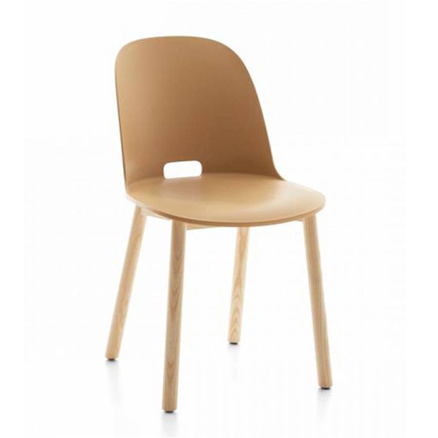 EMECO ALFI CHAIR HIGH BACK sedia con schienale alto - MyAreaDesign.it