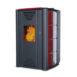 THERMOFLUX pellet stoves INTERIO 14 4-14 Kw