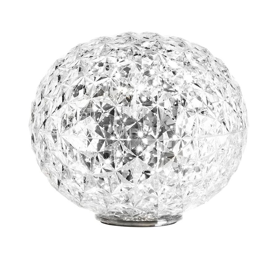 Kartell lampada da tavolo planet a led h 28 cm for Lampada kartell prezzo